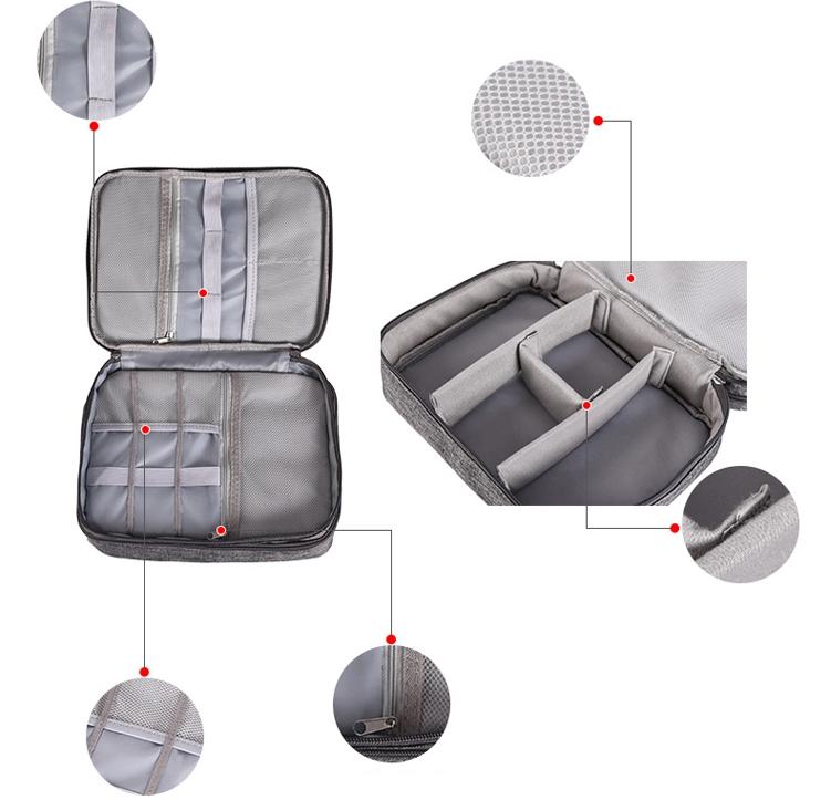 Electronics Travel Case Details