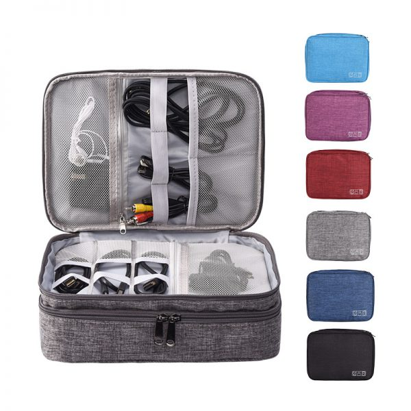 Electronics Travel Case Multi Colors