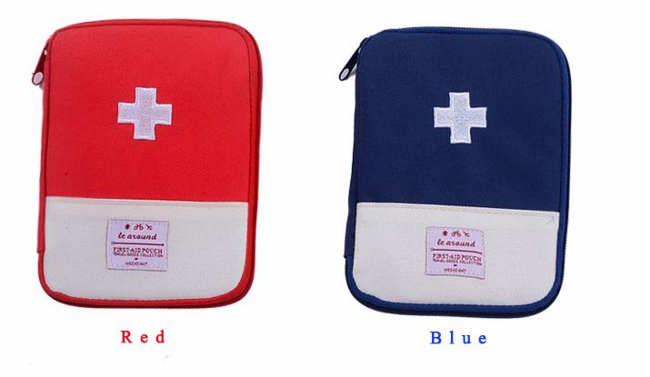 Medicine Storage Bag Colors