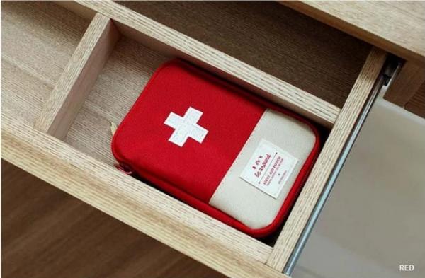 Medicine Storage Bag Drawer