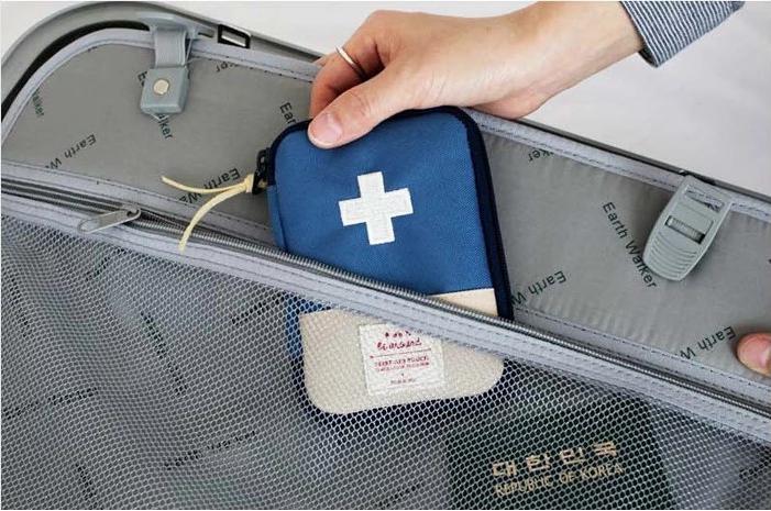 Medicine Storage Bag Portable