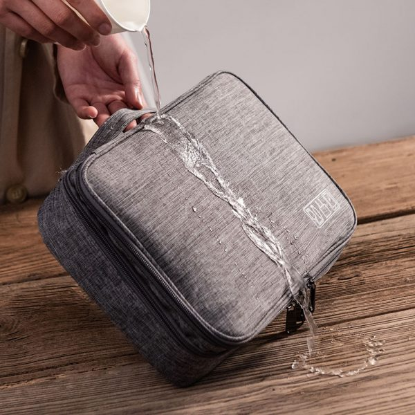Multi Functional Electronics Travel Case Waterproof