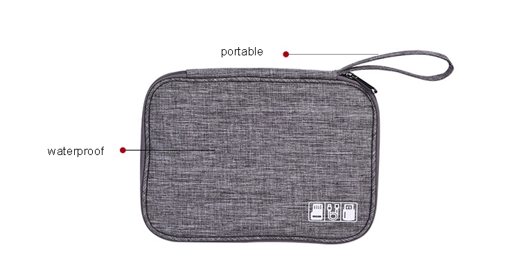 Travel Cable Organizer Material