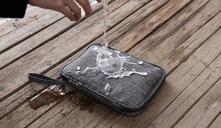 Travel Cable Organizer Waterproof Material