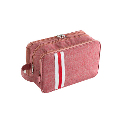 Travel Toiletry Bag Pink
