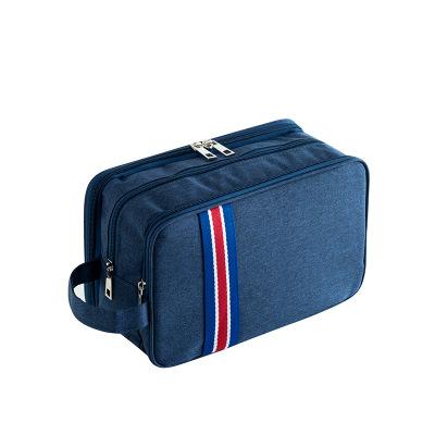 Travel Toiletry Bag Wholesale Blue