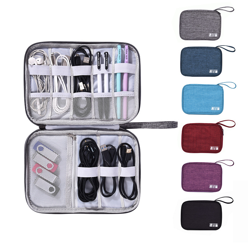 Waterproof Travel Cable Organizer