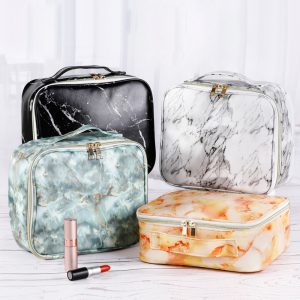 portable makeup pouches wholesale