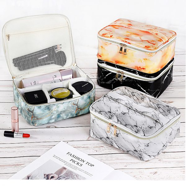 pu travel makeup pouches wholesale