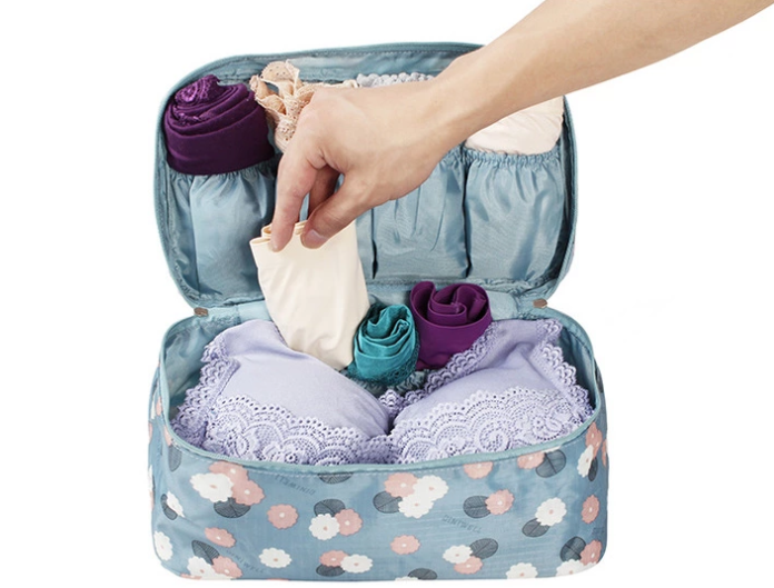 underwear travel bag compartmets