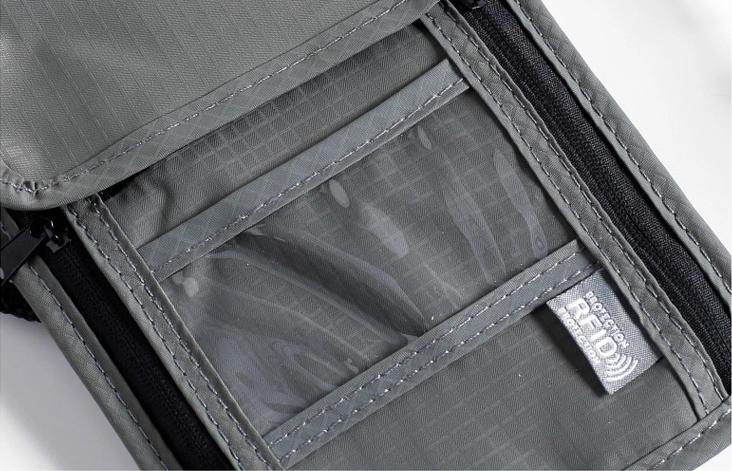 wholesale passport holder transparent id window