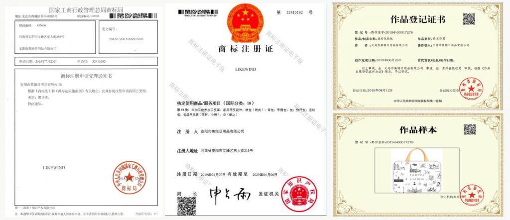 LIKEWIND Certification