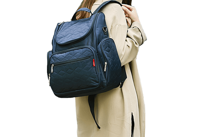 Service Backpack Blue