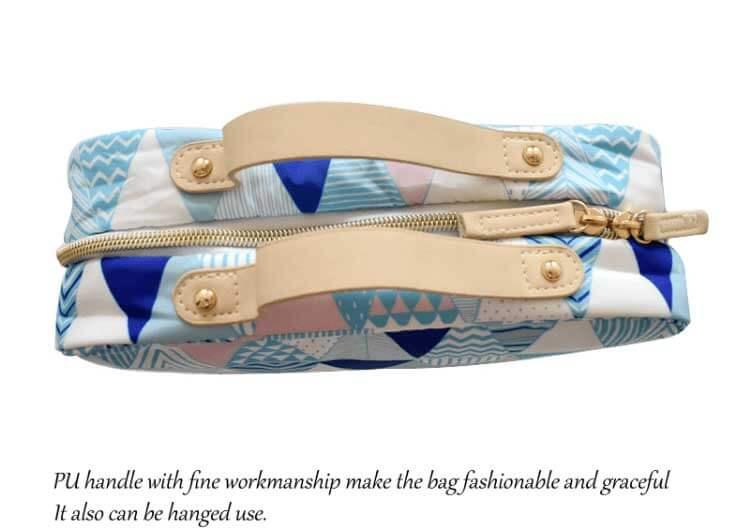 makeup pouch wholesale hand strap