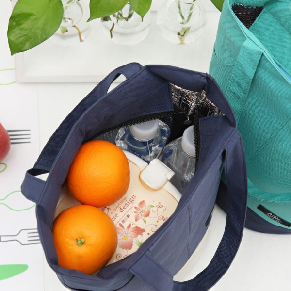 cooler tote bag inner structure