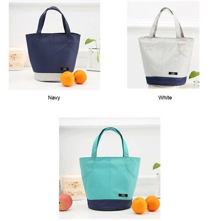 cooler tote bag three colors