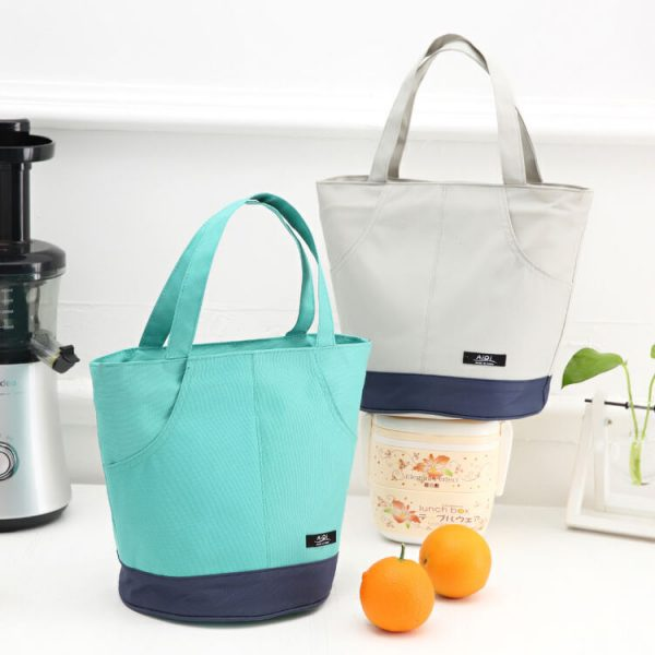 cooler tote bag two colors