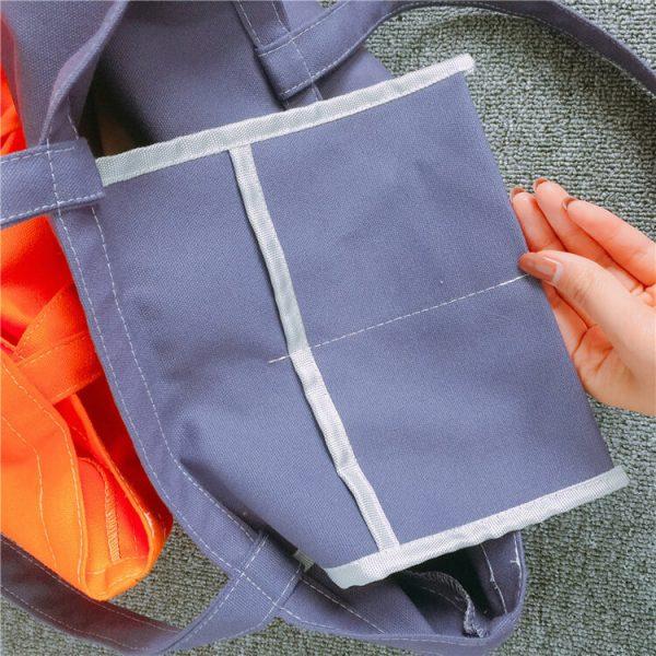 custom shopping bags wholesale materials