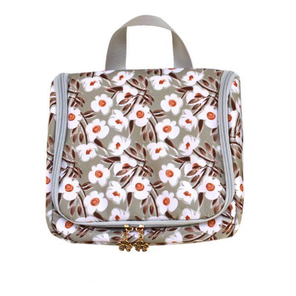 custom women's toiletry bag