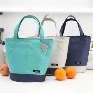 eco friendly cooler tote bag