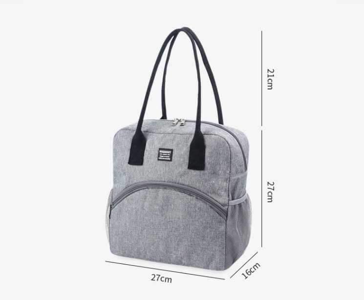 picnic tote bag size