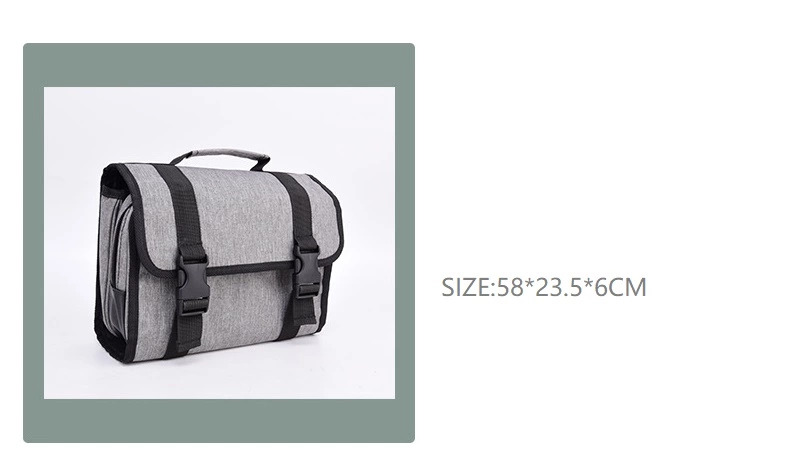 Wholesale toiletry bag size