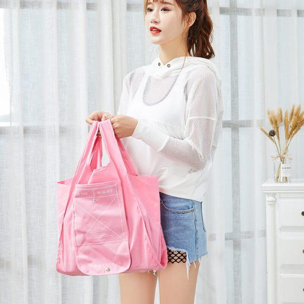 hot sale reusable grocery bags wholesale