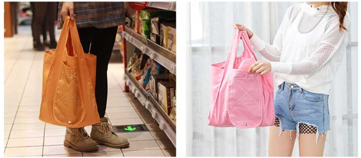 reusable grocery bags wholesale in daily life